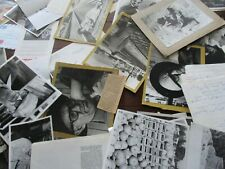 New Listing1815-1900's (100+) Photographs,documents,Let ters,stamps,covers,misc storage lot!