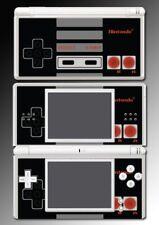 Retro NES Entertainment System Controller Video Game Skin Cover Nintendo DS Lite