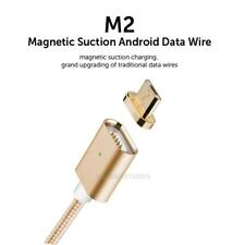 Moizen 2.1A Magnetic Micro USB Ladegerät Adapter Kabel für Samsung Android HTC