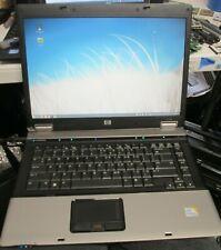 "HP Compaq 6730b Intel Core2 Duo P8600 2.4GHz 2GB RAM 160GB HDD Linux 15.2"" Linux"