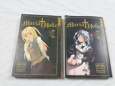Maria Holic Manga in English Volumes 1 - 2 Tokyo Pop  Minari Endou 16+