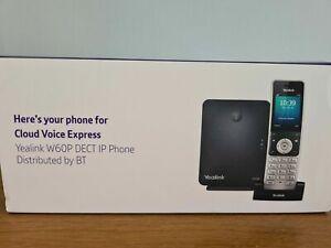 Yealink W60P DECT IP VOIP PHONE