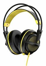 SteelSeries Siberia 200 Gaming Headset Stereo Headphones w/Mic - Proton Yellow