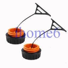 2pcs Fuel Cap For Stihl 020 020T 021 023 024 025 026 028 034 029 036 038 039 046