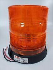 Target Tech Ultra Star Quad Flash 12-24 VDC. #250821 perm mount amber