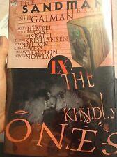 Sandman the Kindly Ones vol 9 Hc Neil Gaiman