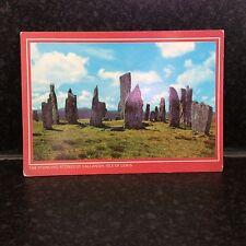 495. Callanish, Isle of Lewis Postcard