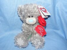 Me To You Tatty Teddy Valentines Day Bear With Rose G01W4011 Gift Present Love