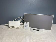Bose SoundDock Digital Music System White Series 1 iPod iPhone Speaker Dock