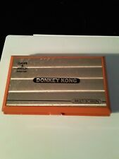 Nintendo Game and Watch Donkey Kong, 1982, Orange, Multi Screen, Tested Working