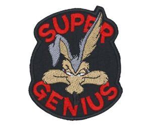 Wile E Coyote Super Genius Patch