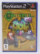 OBLITERATE - PLAYSTATION 2 PS2 PLAY STATION - PAL ESPAÑA - NUEVO PRECINTADO