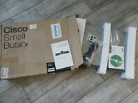 New Cisco Small Business SG300-52P-K9 52-Port Gigabit Max-PoE Managed Switch