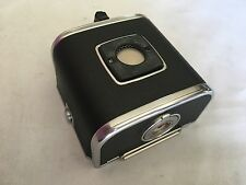 HASSELBLAD CHROME A12 MAG WITH MATCHING INSERT AND SLIDE