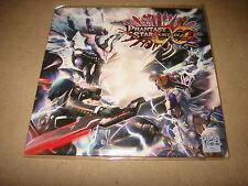 Phantasy Star Portable 2 Infinity Special Single SOUNDTRACK CD