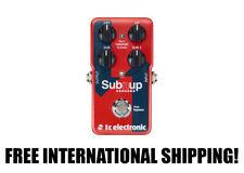 TC Electronic Sub 'N' Up Octaver FREE INTERNATIONAL SHIPPING