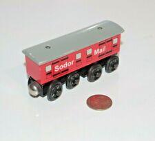 Thomas & Friends Wooden Railway Train Tank Engine - Sodor Long Mail Car BA 1996