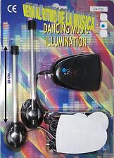 NEON AZUL (PACK DE 2 Unidades)  MINI RITMO MUSICA N-250 A