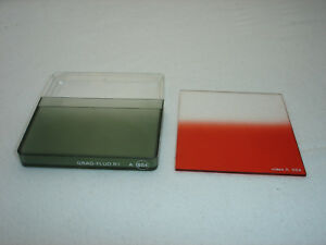Cokin 664 Gradual Fluo Red 1 (A664) Filter , A Series , With plastic case