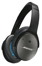Bose QuietComfort QC25 Noise Cancelling Headphones Black Apple