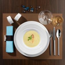 Seltmann Weiden Serie Monaco 6 x Speiseteller 28 cm Neuware Weiß 2 Wahl Gastro