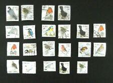 Ireland-Birds Collection-1997/2002-Used