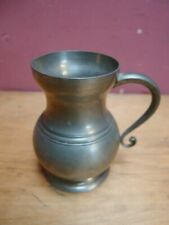 French Collectable Pewter Metalware