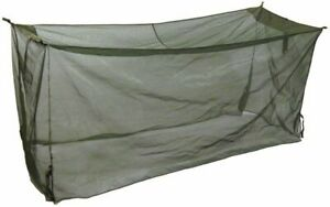LARGE MILITARY INSECT NET BAR MOSQUITO MESH COT TENT COVER genuine USGI