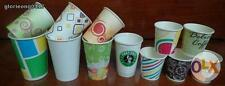 Plain and Printed Paper Cups