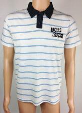 T-shirt, maglie e camicie da bambino dai 2 ai 16 anni bianco fantasia a righe