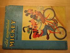 Les aventures de Mickey Walt Disney Ed. Edicoq