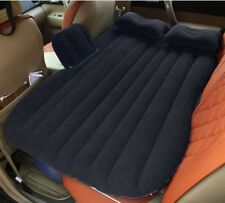 Portable Inflatable Car Cushion Seat Sleep Rest Mattress Airbed Outdoor Sofa Mat
