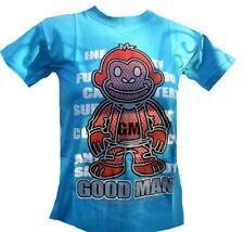 d´Model Star Monkey Baby APE T-Shirt g S 36/38 GOOD MAN MOONLIGHT MADNESS