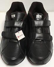 151de8557c03 Drew Force V Black Therapeutic Diabetic Strap Shoes 44714-14 Size 12 6E Nice