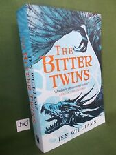 JEN WILLIAMS THE BITTER TWINS UNCORRECTED BOOK PROOF NEW AND UNREAD