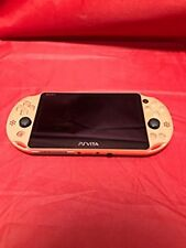 PlayStation Vita Wi-Fi Model Neon Orange PCH-2000ZA24 Used