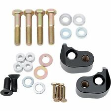 NEW LA Choppers Black 1 in. Rear Lowering Kit For Harley  FREE SHIP