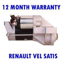 RENAULT VEL SATIS 3.0 MPV 2002 2003 2004 2005 2006 - 2015 RMFD STARTER MOTOR