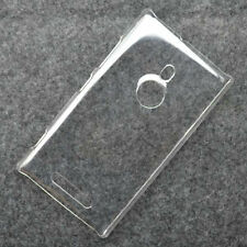 New Crystal Clear hard case DIY cover for Nokia 925 Lumia 925