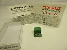 D Fleischmann 6950 Streckengleichrichter mit Bedienungsanleitung ungebraucht