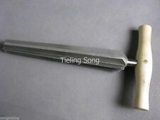 high quality straight flute double bass end pin reamer,tool #6187