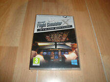 MICROSOFT FLIGHT SIMULATOR X STEAM EDITION DE MICROSOFT PARA PC NUEVO PRECINTADO