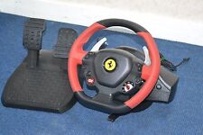 Thrustmaster Ferrari 458 Spider Racing Wheel for Xbox One XBONE