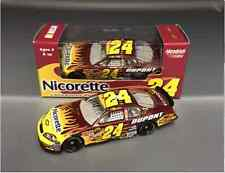 RARE NASCAR 2007 JEFF GORDON # 24  NICORETTE CINNAMON SURGE 1/64 DIECAST CAR