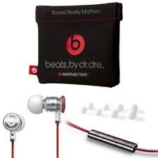 UrBeats By Dr Dre Earbuds With Mic/In-Ear Beats Headphones W/Pouch+Ear Gel White