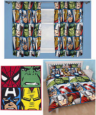 Polyester Comic Book Heroes Pictorial Bedding for Children