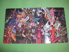 YuGiOh Spellcaster Playmat - Dark Magician of Chaos, Dark Paladin, DMG - New Mat