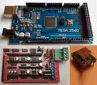 3D Printer Electronics Kit - Mega 2560, Ramps 1.4 & A4988 Drivers - RepRap