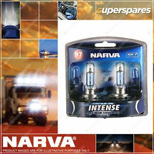 Narva H7 Performance Globes 12 Volt 55W Intense Plus 30 Px26D 48476Bl2 for Audi