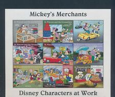 XC20976 St Vincent Mickey Mouse disney XXL sheet MNH